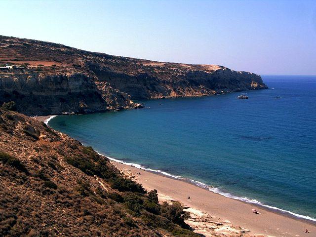 Creta - Komos Beach
