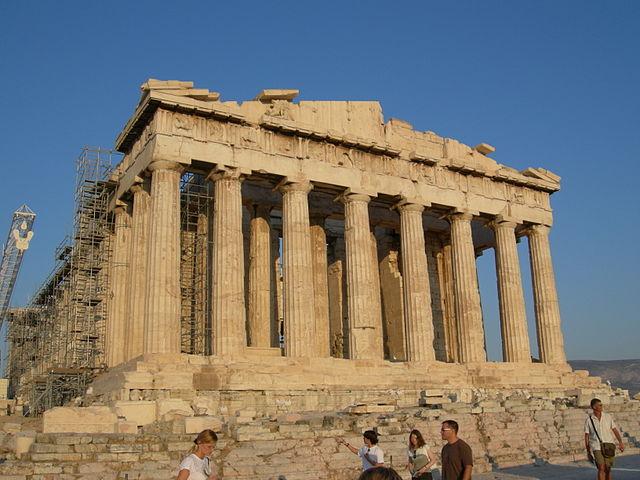 Parthenon - Atene