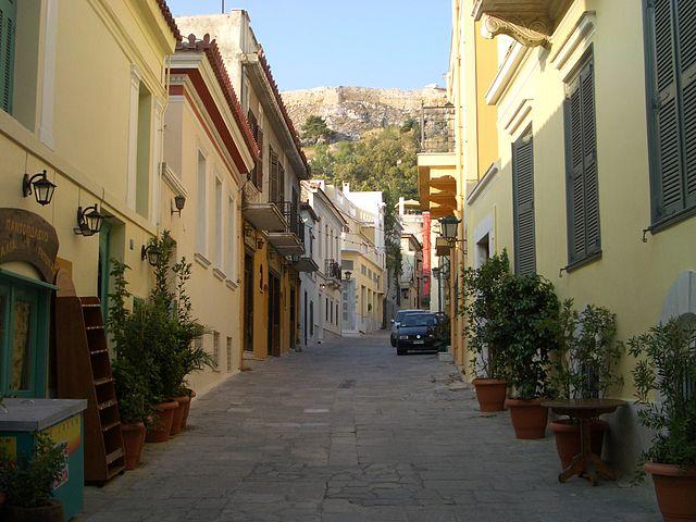Plaka - Atene