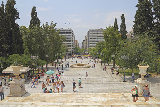 Syntagma - Atene